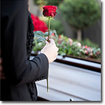 View our casket selections